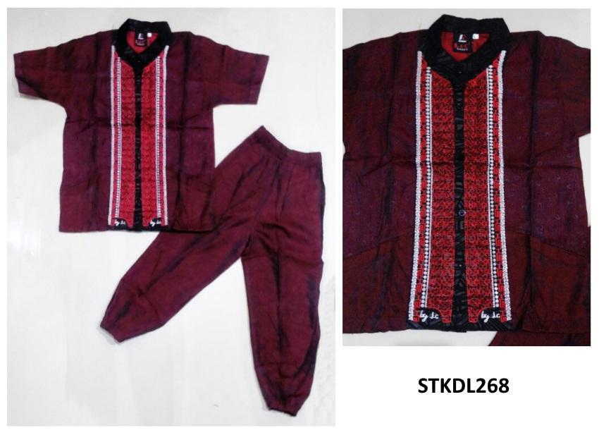 Baju Anak Cowok Gamis Baju Koko Anak Model CP A1