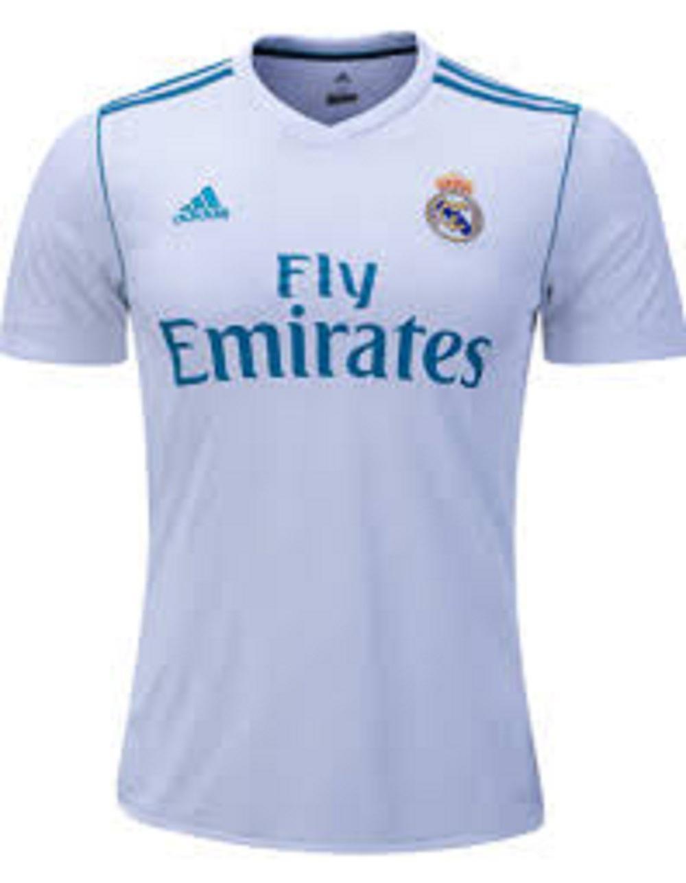Kmr99 / Jersey Bola Real Madrid Home / Jersey Bola Murah Berkualitas /  Ukuran S M L XL Elegant Murah