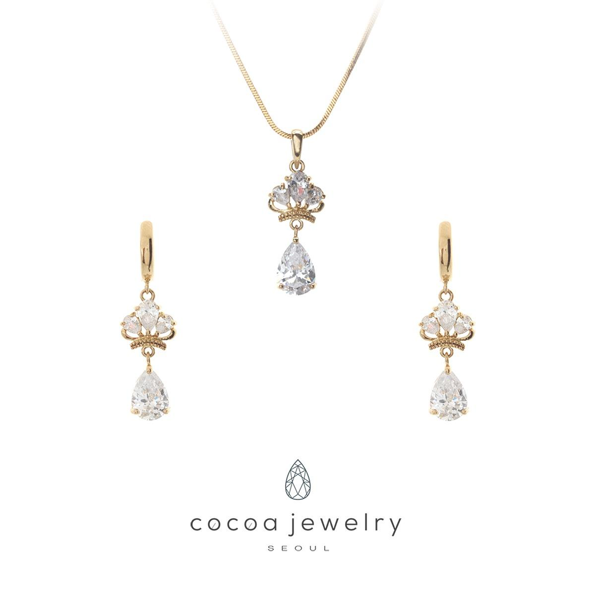 Cocoa Jewelry Lady Marmalade Set Collection