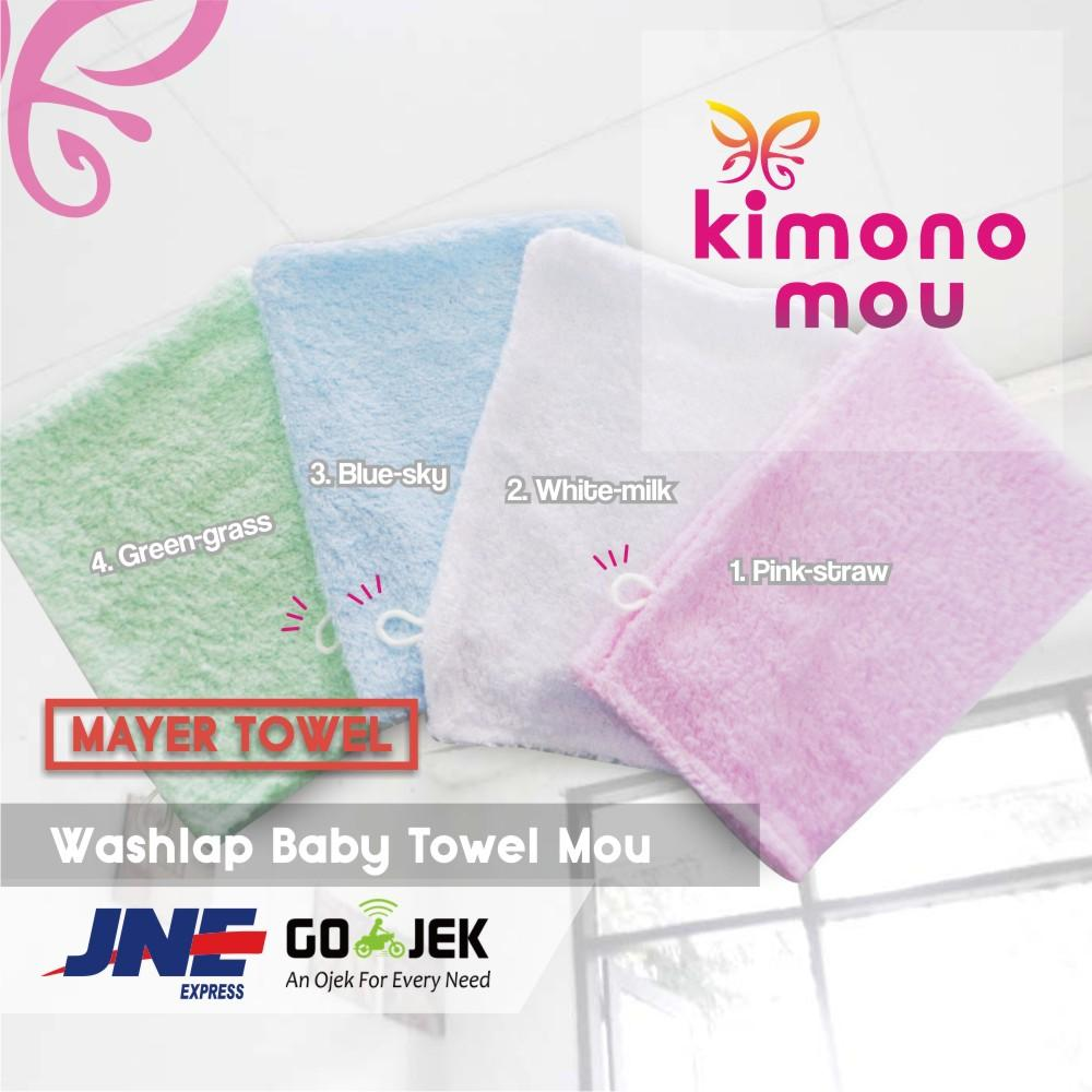 Rp 3.500. Wash Lap Baby / Hand Towel ...