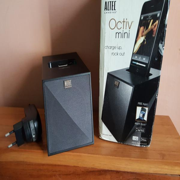 Home · Speaker Aktif Advance M10; Page - 2. Altec Lansing Oktiv Mini M102