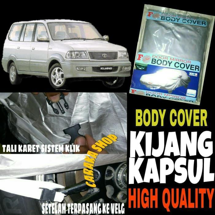 BEST SELLER!!! Sarung Penutup Kijang KAPSUL Body Cover Selimut Bodi Kijang Lgx Lsx - glukIW