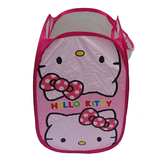 Hello Kitty Karakter Keranjang Baju Kotor HK-311