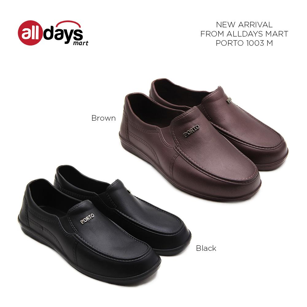 ... Porto Sepatu Sandal Slip On Pria 1003 M Size 40-44 - 5