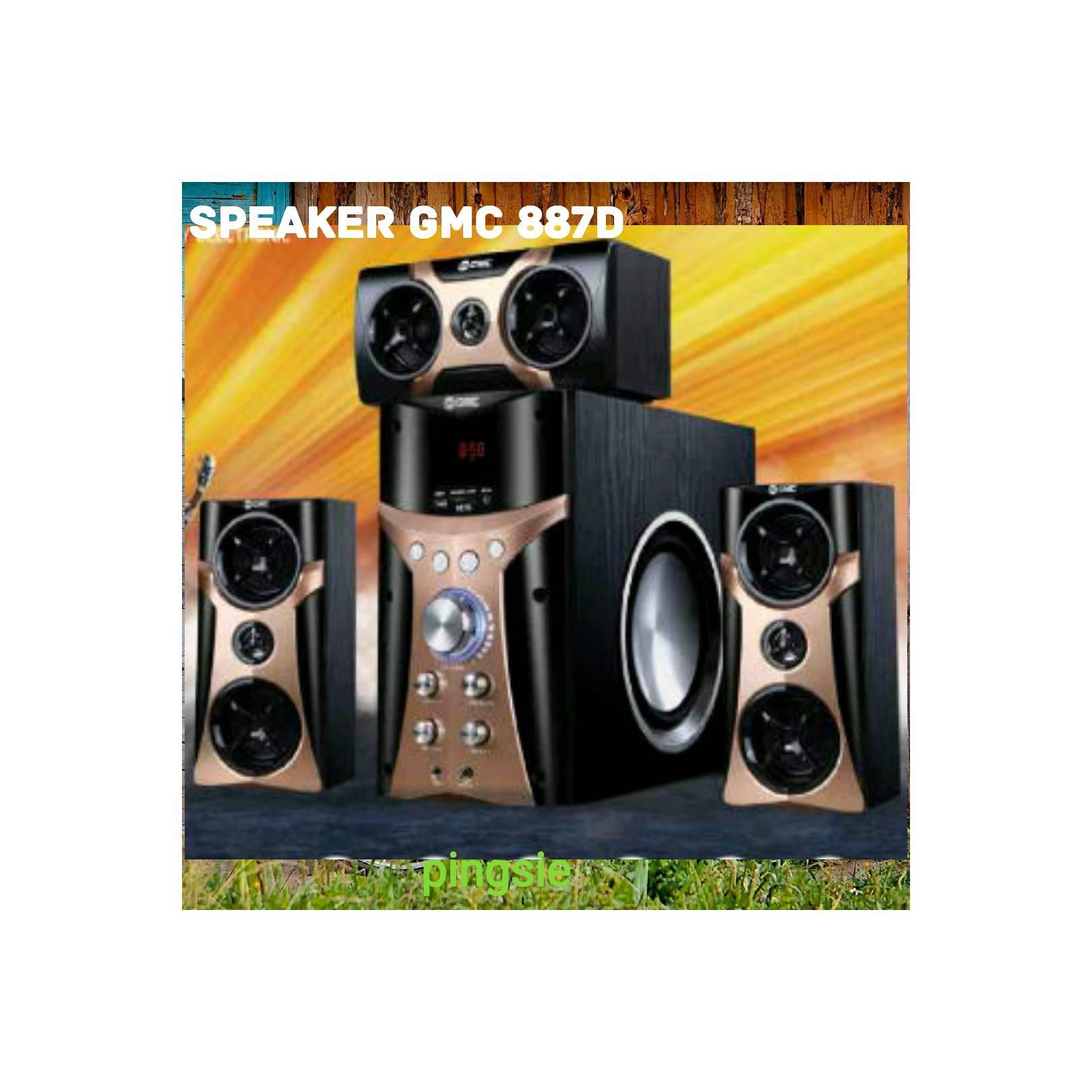Speaker GMC 887 D