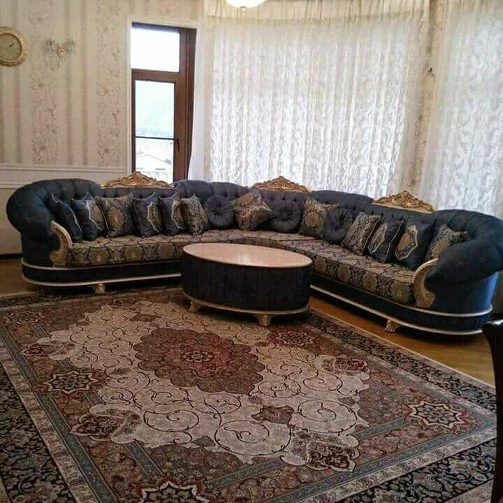 Sofa Leter L Italian