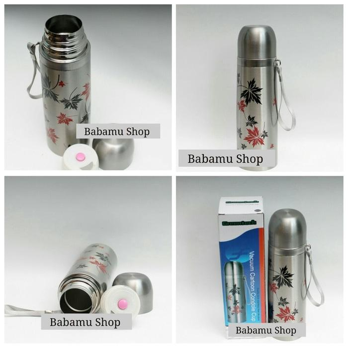 Termos Karakter STAR 500ml Hello Kitty TUTUP KARET