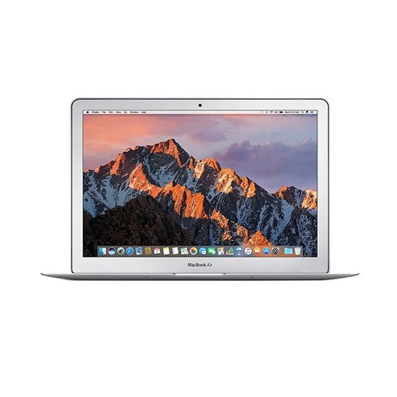 Apple MacBook Air MQD32 Notebook - Silver [Intel Core i5/8GB/128GB/13 Inch]