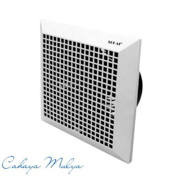 Sekai Ceiling Exhaust Fan (Kipas Angin Hisap) Plafon Ukuran 12
