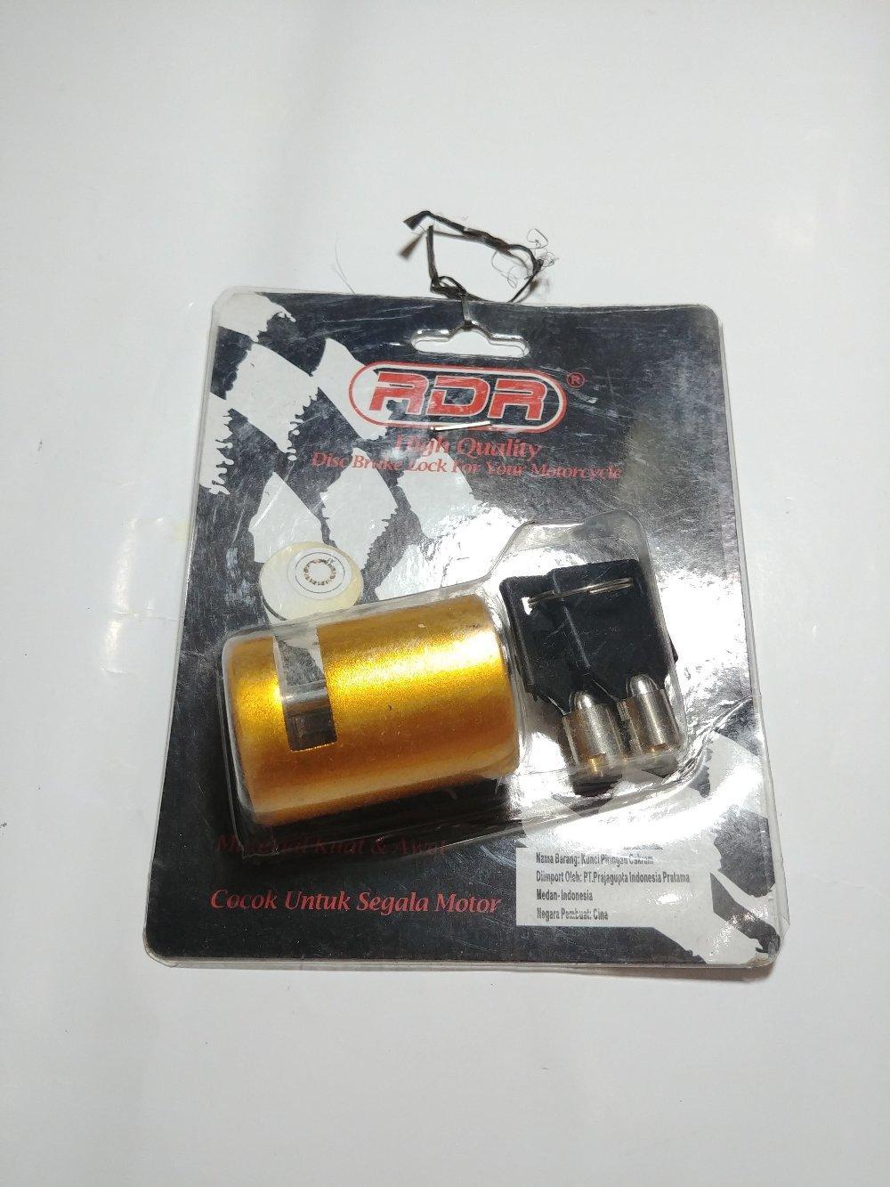 SCHONE SC-210 RED GEMBOK MOTOR SEPEDA PINTU GERBANG PINTU KACA · SCHONE . Source