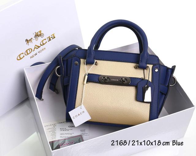 Tas Wanita Branded Import COACH SWAGGER 2168 MURAH