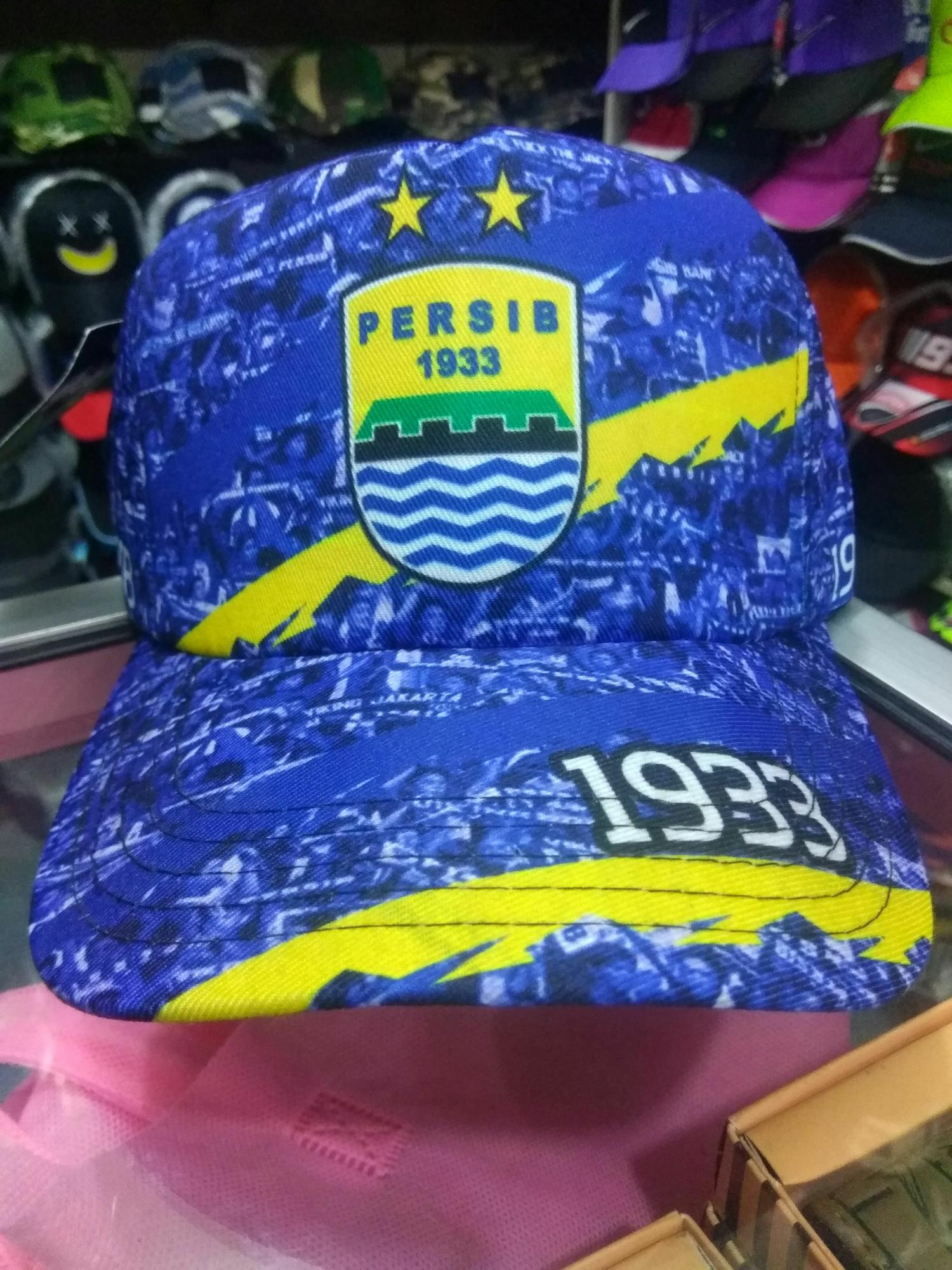 King's topi Persib bandung