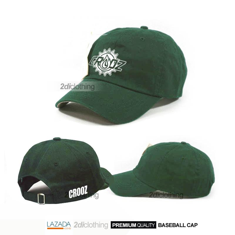 Topi Distro Premium  Crooz - Baseball Cap Crooz Premium Multi warna