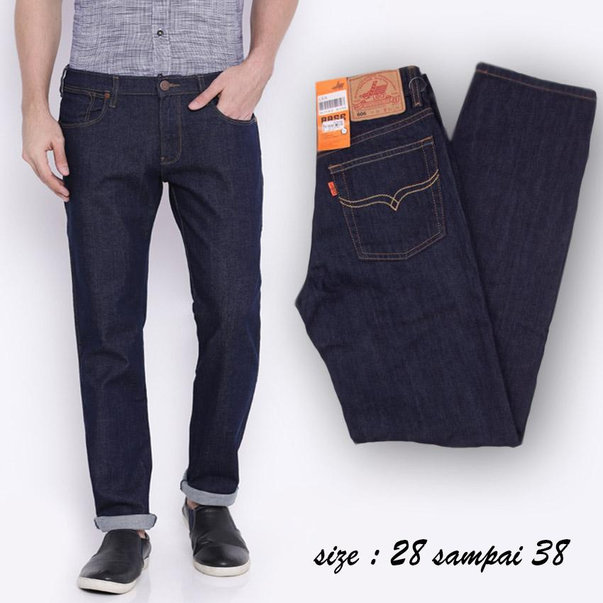 LEA JEANS GRADE ORY 100% IMPORT QUALITY 27-38 DARK COLOUR