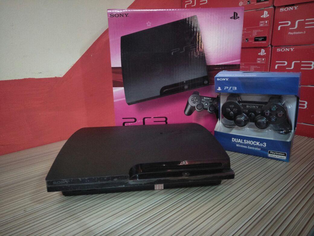 Kehebatan Playstation 3 Slim Sony Ps3 250gb Cfw 2 Stick Promo 120gb Hdd500gb Controller