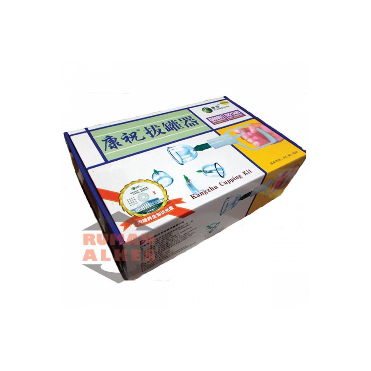Kang Zhu Alat Bekam Kop Isi 12 Cup7 Harga Terkini Dan Jual Atau Angin Merk Kangzhu Hargalokacom