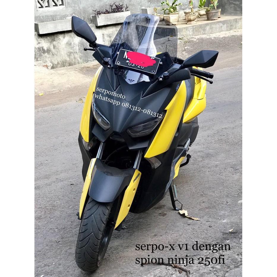 Serpo-X Bracket Spion Yamaha Xmax - Dgnsg Dksjfbas