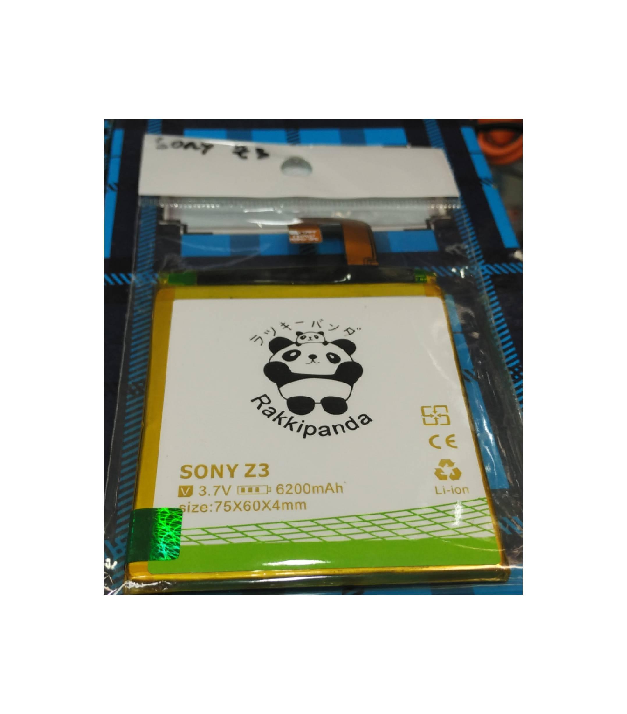 Cek Harga Baru Baterai Sony Xperia C3 T3 E3 D2533 Rakkipanda Double Back Cover Z3 Tutup Battre Batt L55 Lis1558erpc Power