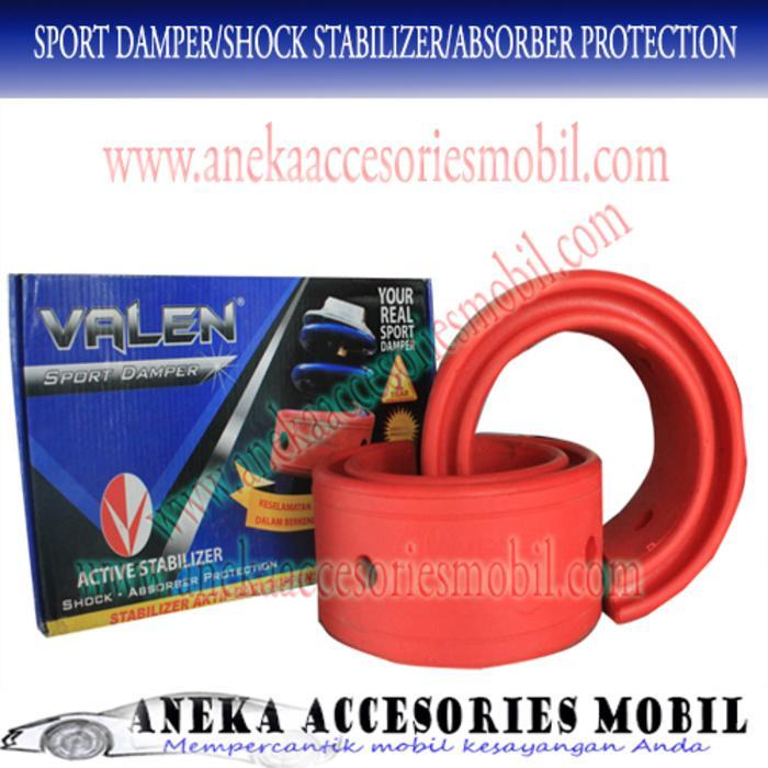 Valen Sport Damper/Shock Stabilizer/Absorber Protection Nissan X-Trail