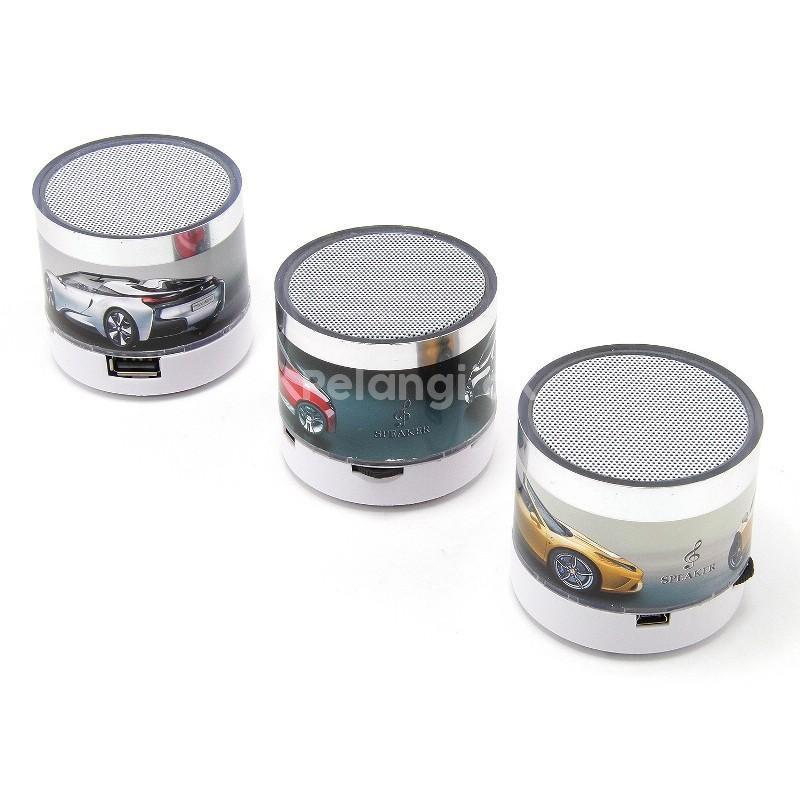 Speaker Bluetooth EXTRA BASS plus Radio FM, Bluetooth, TFT Card, USB 2.0, Mini USB TERMURAH