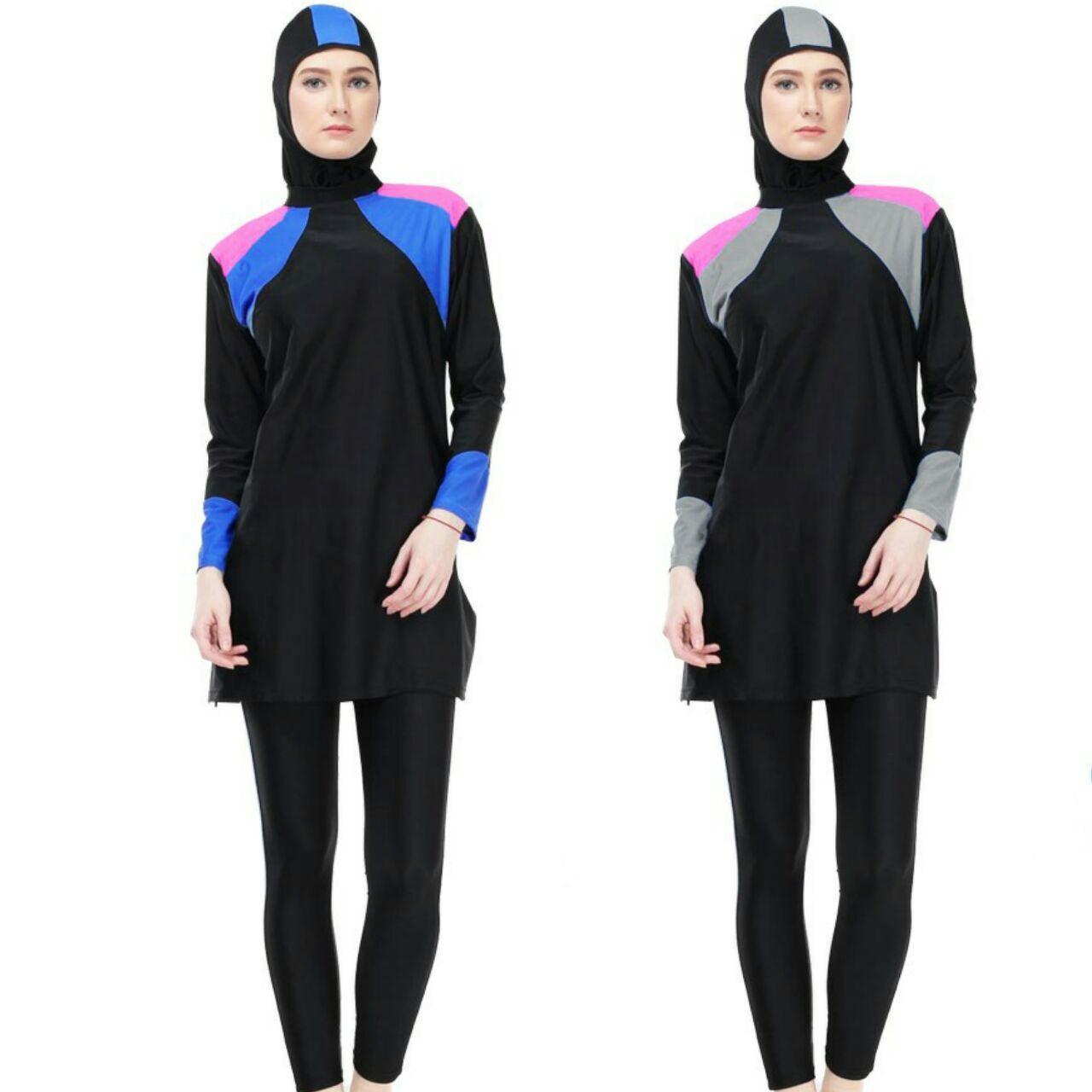 Edora Baju Renang Olahraga Muslim Dewasa ES FCM 006