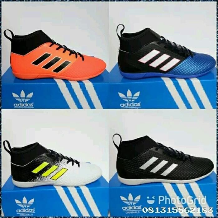 Sepatu Futsal Adidas Ace New Komponen Ori - Putih- 39