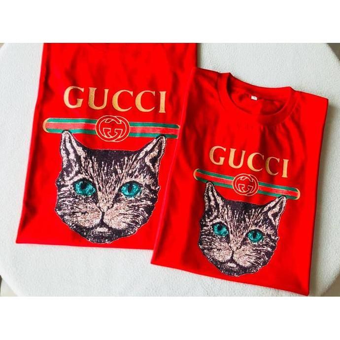 LIMITED EDITION Kaos Gucci Meong Dewasa MMCXL