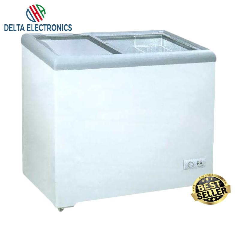 GEA SD-256 Chest Freezer - Putih