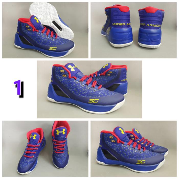 sepatu basket under armour sepatu olahraga volly sepatu murah