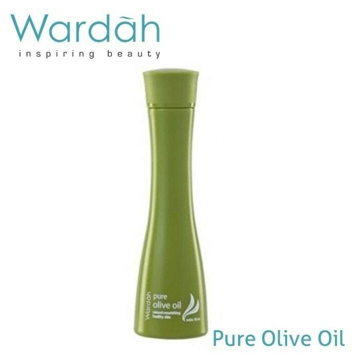 PROMO WARDAH PURE OLIVE OIL 50 ML TERLARIS
