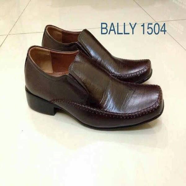 Sepatu Kerja Pantopel Laki Laki Bally 1504