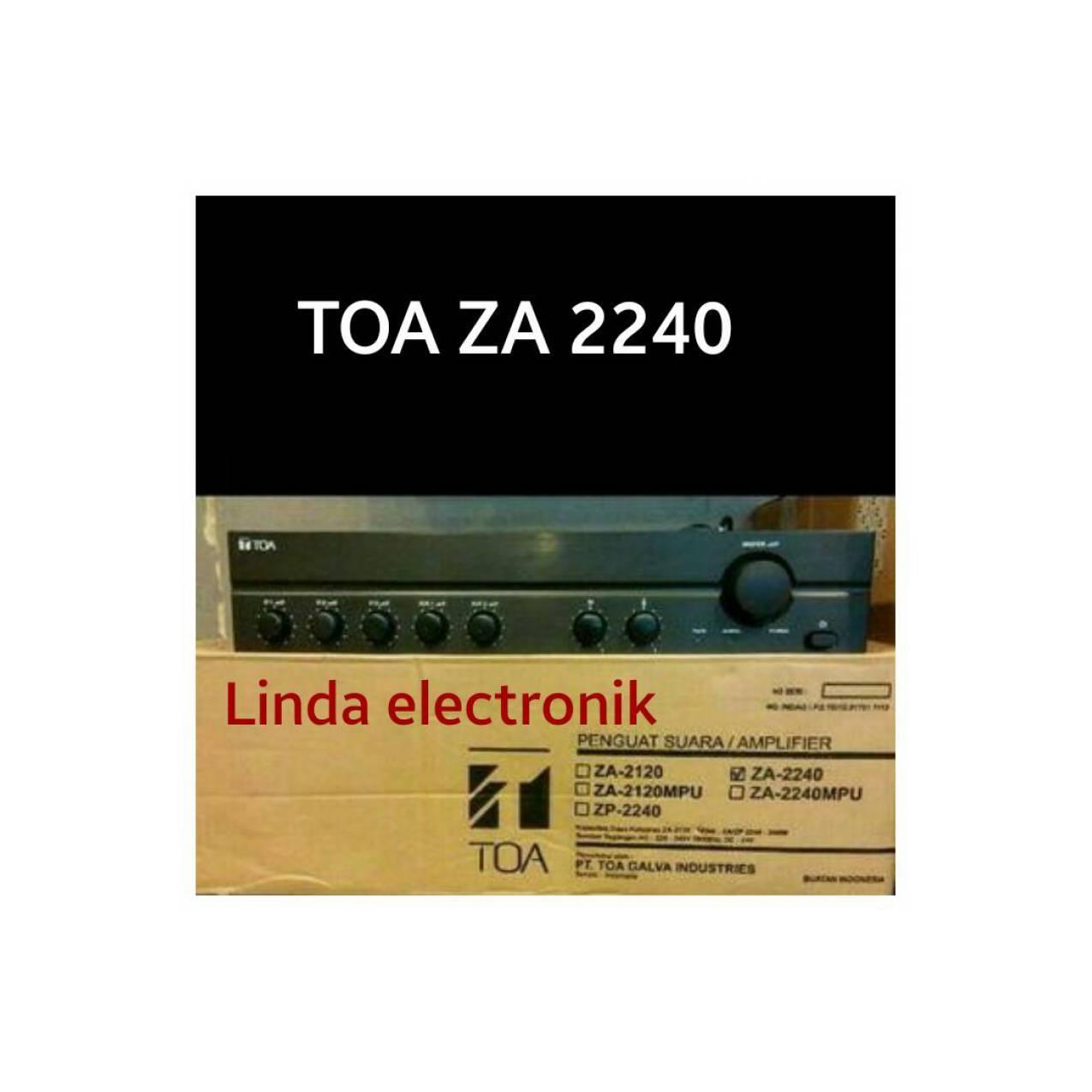 Ampli TOA za 2240 (Oryginal)