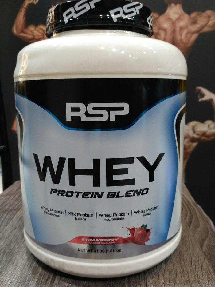 WHEY RSP PROTEIN BLENDS 5 LBS - 3Ma2ng