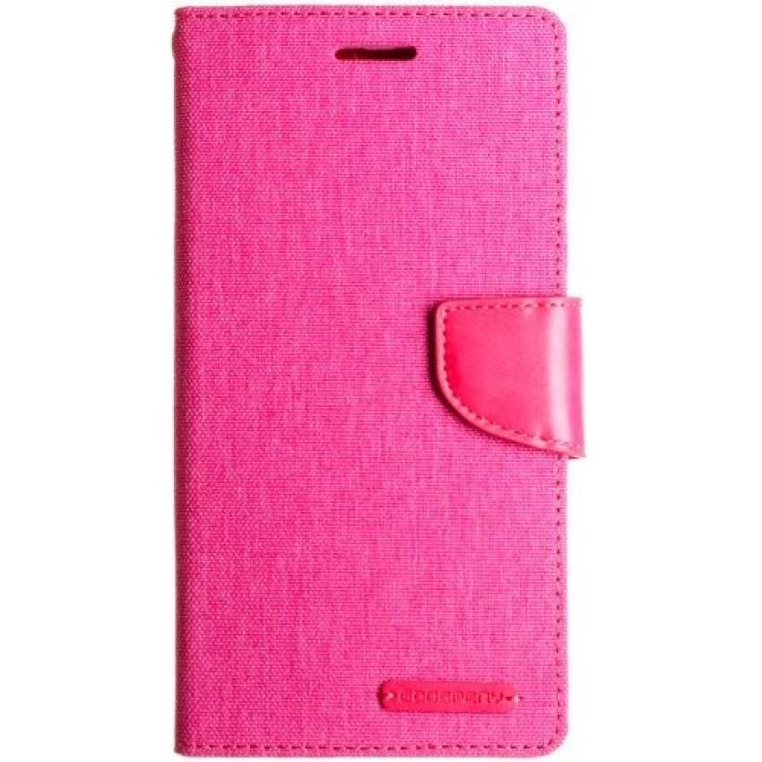 MR Fancy Diary Leather Case Cover For Lenovo S920 Flipshell Softcase / Sarung Case / Sarung Handphone Kulit - Ungu