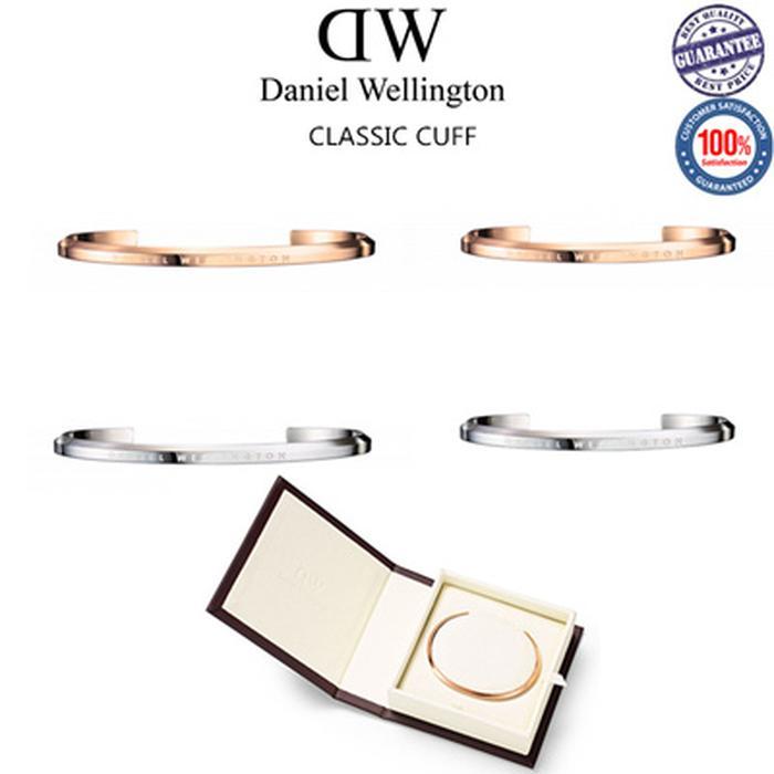 Gelang Pria/Wanita Merk Daniel Wellington Original All Size