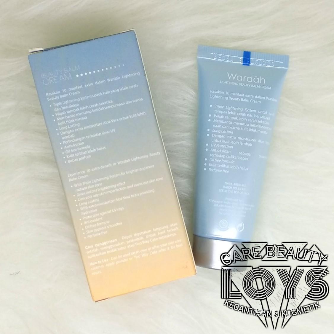 Wardah Lightening BB Cream SPF 32 - Light - 15ml