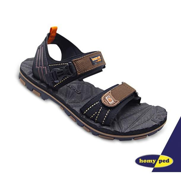 HOMYPED MERBABU 01 Sandal Gunung Brown