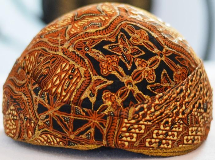 Blangkon anak topi adat jawa tradisional katrinian agustus karnaval Terlaris di Lazada