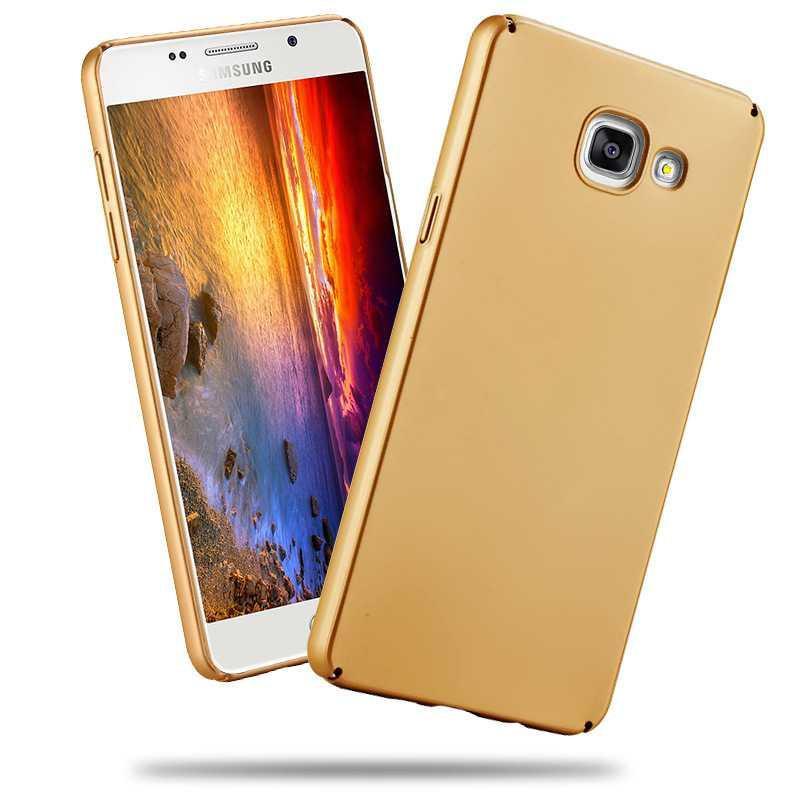 Samsung Galaxy A7(2016) Baby Skin Ultra Thin Hard Case Casing HP Murah Terbaru