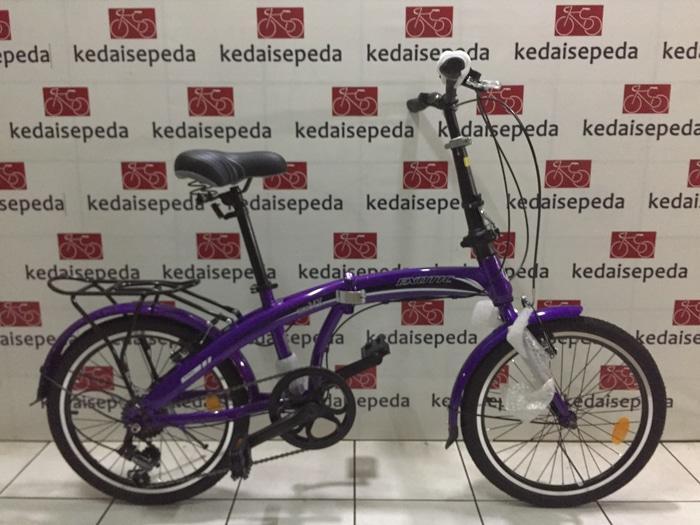 Sepeda Lipat 20 Exotic 2026 Mk - qPyhg9
