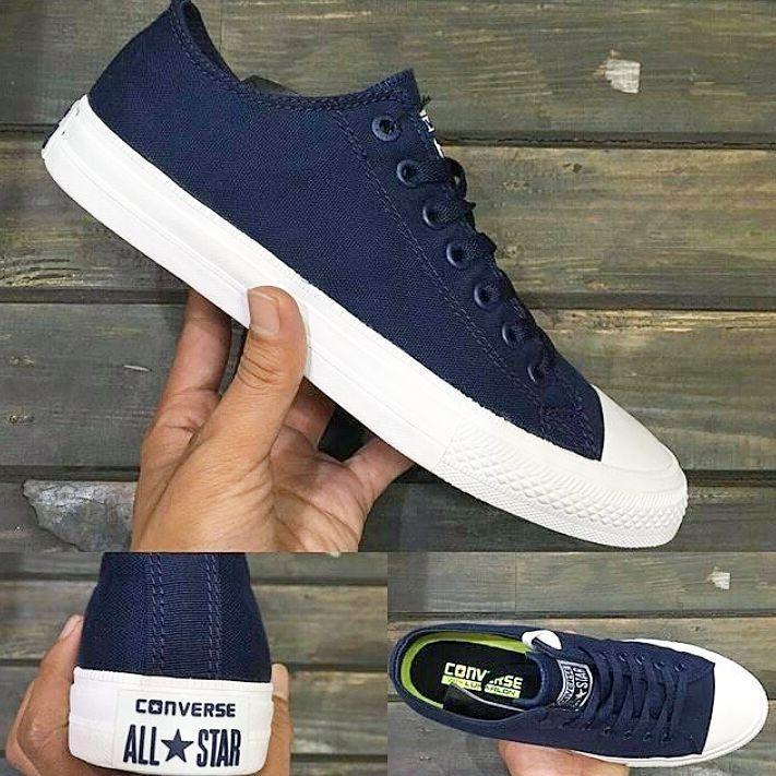 Sepatu Pria dan Wanita Sneakers Casual All Star CT Sepatu  Unisex