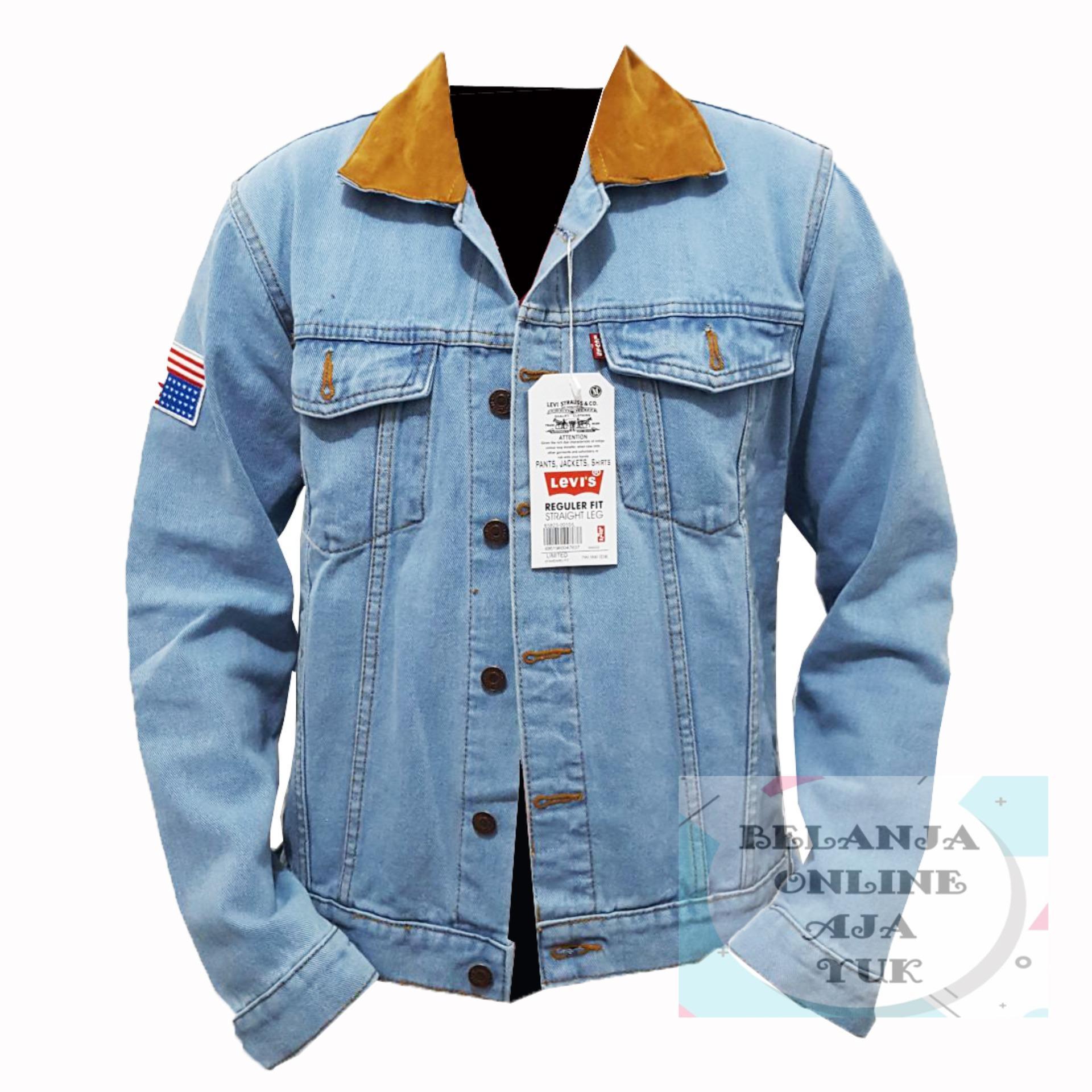 Jaket Jeans Dilan 1990  cowok dan cewek terlaris / murah / original
