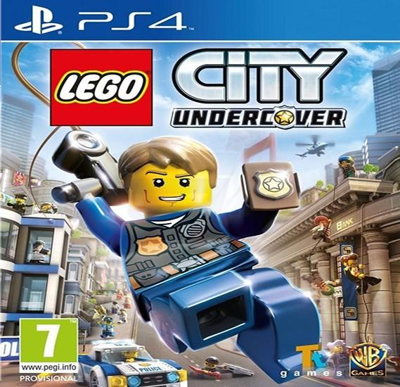 BD PS4 LEGO CITY UNDERCOVER