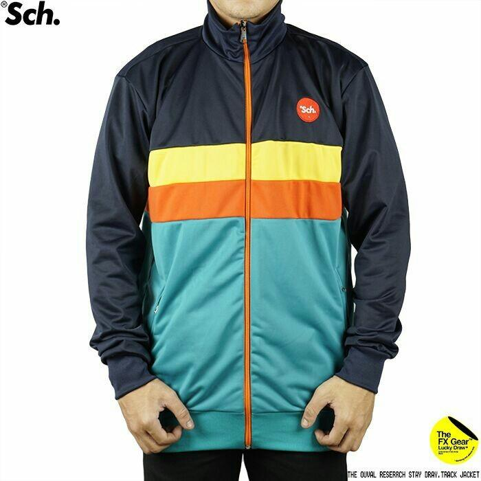 Jaket Zipper Casual RSCH. Lotto Premium Best Seller