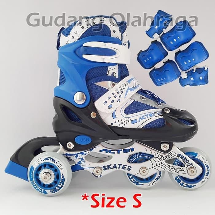 ... Sepatu Roda BAJAJ   Power Superb Inline Skate Model BAJAJ - 7ShopF - 4 beddabceff