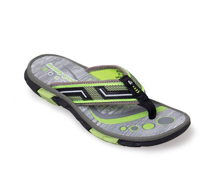 Homyped Arsen 01 Sandal Sport Anak - Grey/Citroen