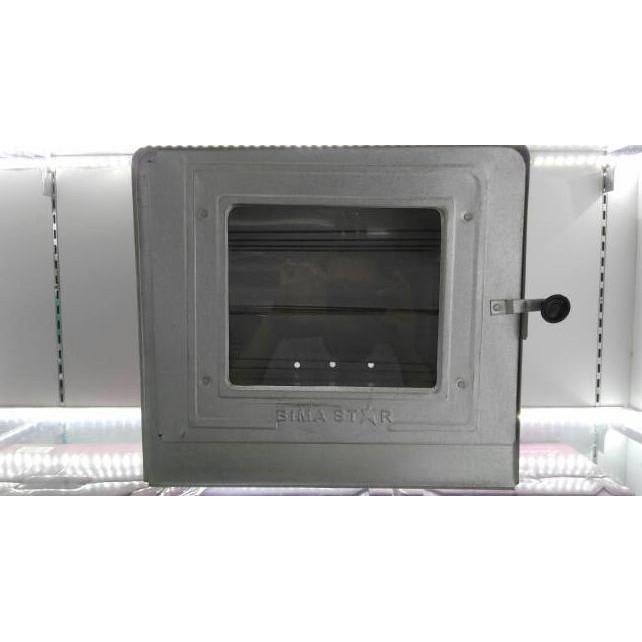Alat Masak Oven Kue / Kompor / Bima 3 Susun Aluminium Stok Terbatas !!