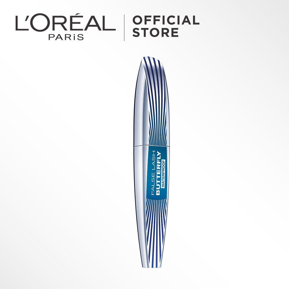 L'Oreal Paris False Lash Butterfly Waterproof Mascara - Hitam