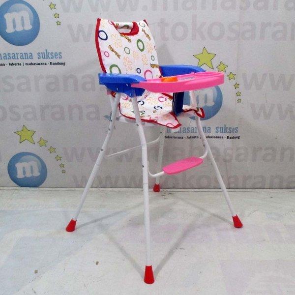 Bandung Go-Send Family HC101 Baby High Chair Kursi Makan Bayi