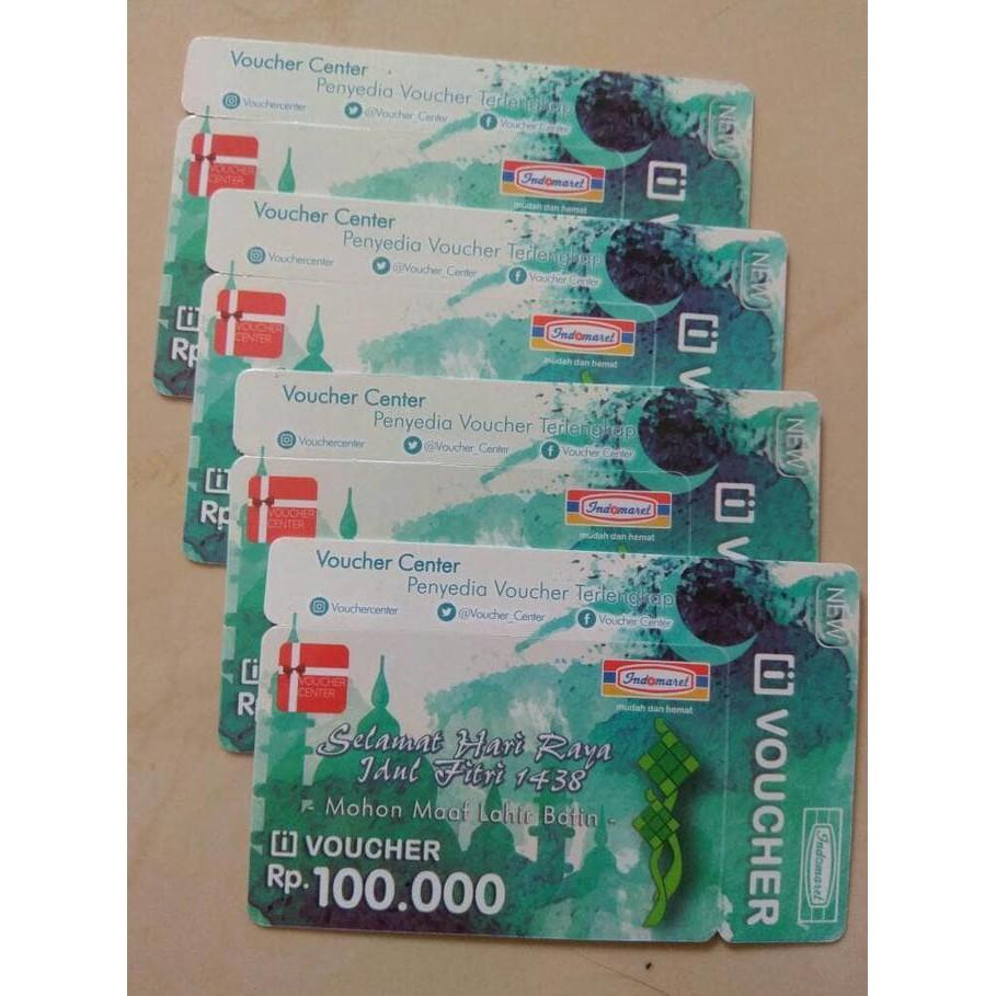 Jual Indomaret Gift Card 100 Rb Termurah 2018 Voucher 100000 Expired Setahun Buy Sell Cheapest Best Quality Product Deals Paket Bundling 4pcs